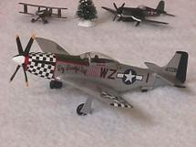 "P-51D Mustang ""Big Beautiful Doll"""