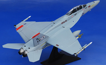 "F/A-18F Super Hornet US Navy VFA-41 ""Black Aces"""