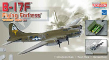 "B-17F-25 Flying Fortress USAAF ""The Duchess"""
