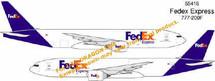 B-777-200F Fedex