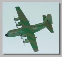 C-130H Hercules RAAF No.36 Sqn