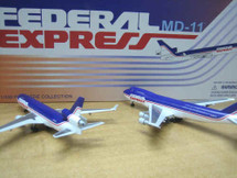 B-747-200F and MD-11F Federal Express