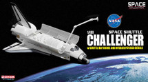 Space Shuttle Challenger On-Orbit