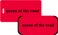 queen of the road - Wrap/Tag Set