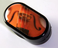 Small Contact Lens Case - Violin