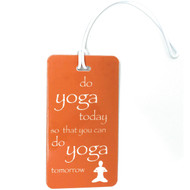 Yoga Do It Today - Orange