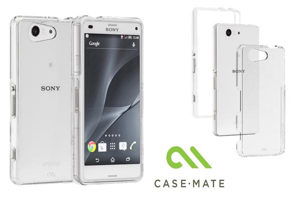 best website fa2fa 10fec Case-Mate Naked Tough Case Sony Xperia Z3 Compact - Case-Mate Store