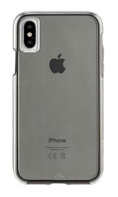 Case-Mate Naked Tough Case iPhone X - Smoke