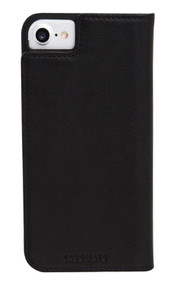 Case-Mate Wallet Folio Case iPhone 8/7/6/6S - Black