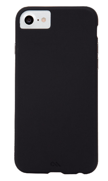 Case-Mate Barely There Case iPhone 8/7/6/6S - Black
