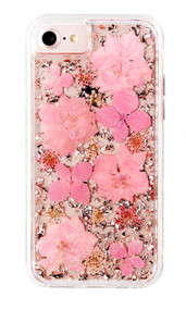 Case-Mate Karat Petals Case iPhone 8/7/6/6S - Pink