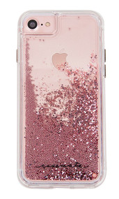 Case-Mate Waterfall Case iPhone 8/7/6/6S - Rose Gold