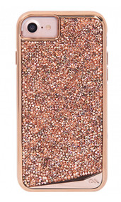 Case-Mate Brilliance Case iPhone 8/7/6/6S - Rose Gold