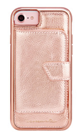Case-Mate Compact Mirror Case iPhone 8 - Rose Gold