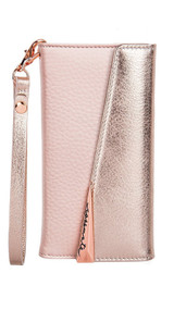 Case-Mate Wristlet Folio Case iPhone 8/7/6/6S - Rose Gold