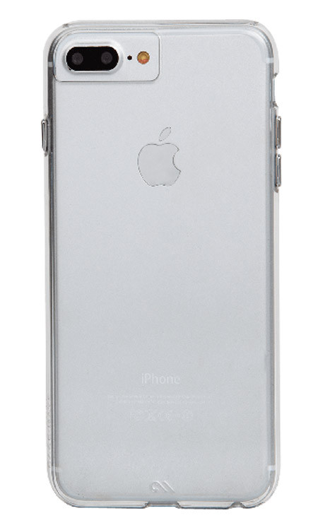 the latest c871a f948c Case-Mate Barely There Case iPhone 8+/7+/6+/6S+ Plus - Clear