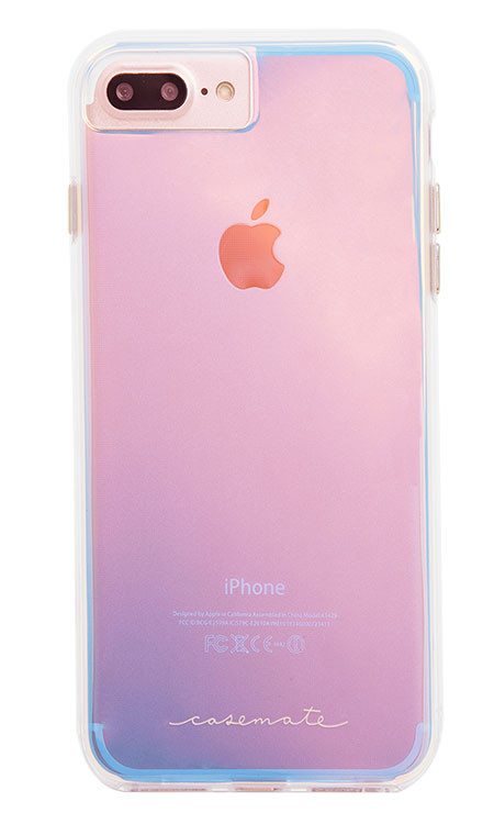 Case-Mate Naked Tough Case iPhone 8+/7+/6+/6S+ Plus Plus - Iridescent