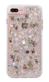 Case-Mate Karat Case iPhone 8+/7+/6+/6S+ Plus - Mother of Pearl