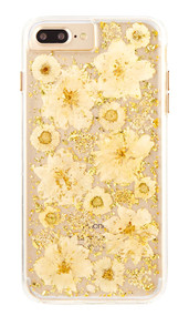 Case-Mate Karat Petals Case iPhone 8+/7+/6+/6S+ Plus - White