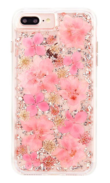 Case-Mate Karat Petals Case iPhone 8+/7+/6+/6S+ Plus - Pink