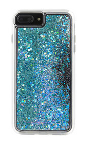 Case-Mate Waterfall Case iPhone 8+ Plus - Teal