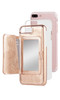 Case-Mate Compact Mirror Case iPhone 8+/7+/6+/6S+ Plus - Rose Gold