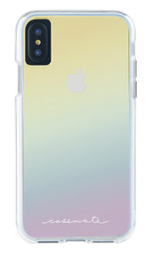 Case-Mate Naked Tough Case iPhone X - Iridescent