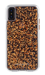 Case-Mate Karat Case iPhone X - Rose Gold