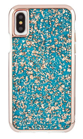 Case-Mate Karat Case iPhone X - Turquoise
