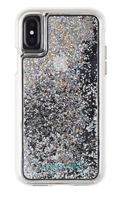 Case-Mate Waterfall Case iPhone X - Iridescent