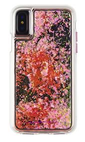 Case-Mate Waterfall Case iPhone X - Glow