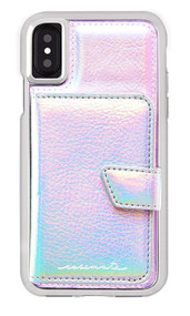 Case-Mate Compact Mirror Case iPhone X/Xs - Iridescent
