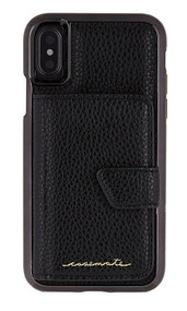 Case-Mate Compact Mirror Case iPhone X - Black