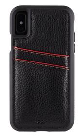 Case-Mate Tough ID Case iPhone X - Black