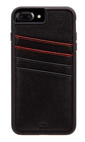 Case-Mate Tough ID Case iPhone 8+/7+/6+/6S+ Plus - Black