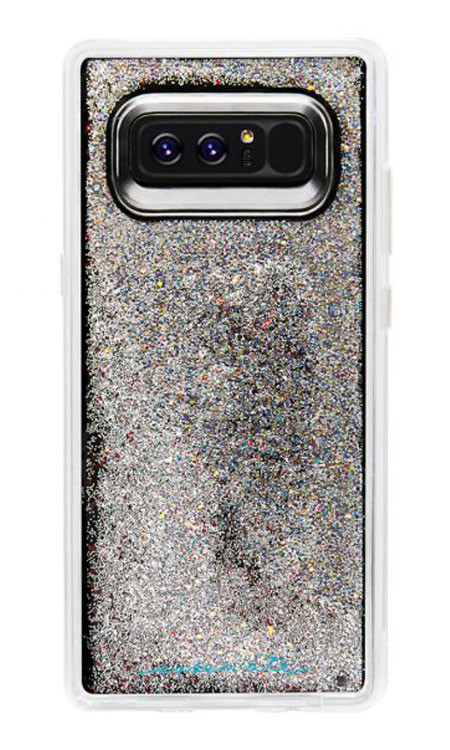 Case-Mate Waterfall Case for Samsung Galaxy Note 8 - Iridescent
