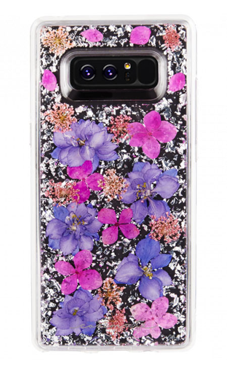 Case-Mate Karat Petals Case Samsung Galaxy Note 8 - Purple