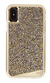 Case-Mate Brilliance Case iPhone X - Champagne