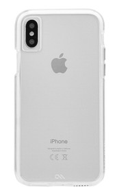 Case-Mate Naked Tough Case iPhone X - Clear