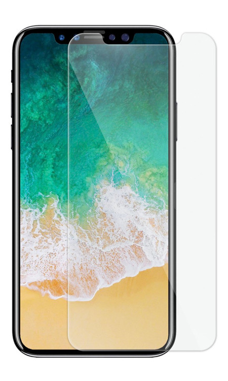 NVS Atom Glass iPhone X/Xs - Clear