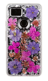 Case-Mate Karat Petals Case Google Pixel 2 XL - Purple