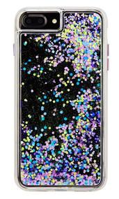 Case-Mate Waterfall Glow Case iPhone 8+ Plus - Purple