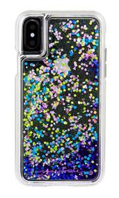 Case-Mate Waterfall Glow Case iPhone X - Purple