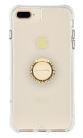 Case-Mate Dotted Universal Selfie Ring - Gold