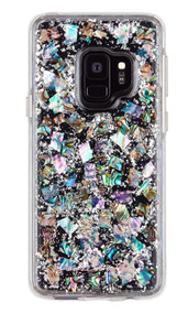 Case-Mate Karat Case Samsung Galaxy S9 - Mother of Pearl