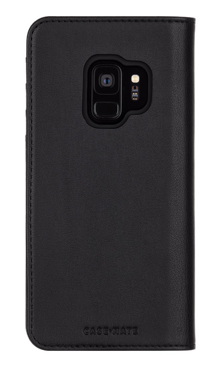 timeless design 226a2 fab8f Case-Mate Wallet Folio Case Samsung Galaxy S9 - Black