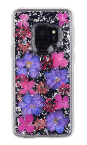 Case-Mate Karat Petals Case Samsung Galaxy S9 - Purple