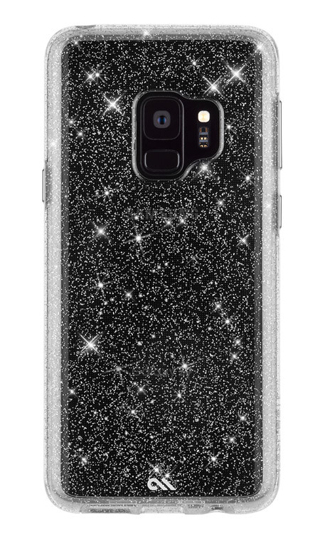 Case-Mate Sheer Crystal Case Samsung Galaxy S9 - Clear