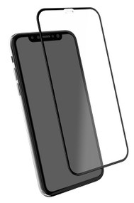 EFM TT Sapphire + Screen Armour iPhone X/Xs - Clear/Black Frame