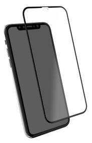 EFM TT 2X Temper + Sapphire Screen Armour iPhone Xs Max - Clear/Black Frame